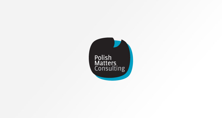Logo design for Polish Matters Consulting