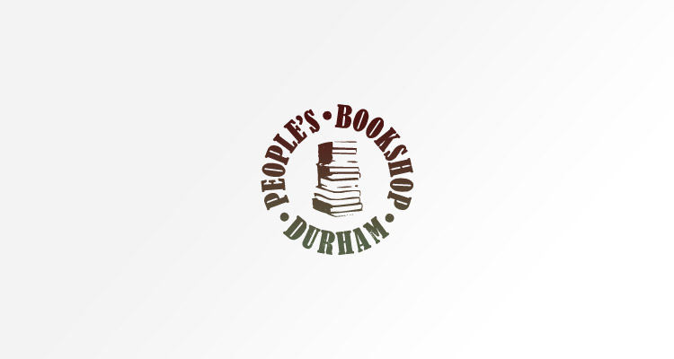 Logo design for People's Bookshop - an independent bookshop from Durham